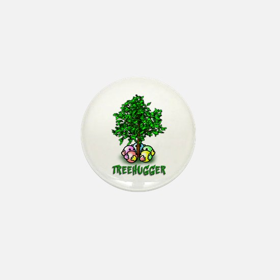 Cutest Treehugger Mini Button