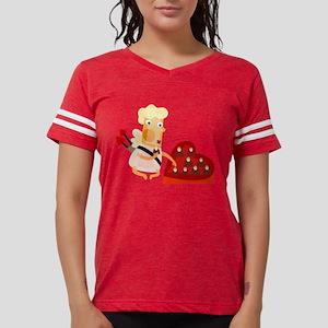 00410555 Womens Football Shirt