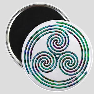 Triple Spiral - 7 Magnet