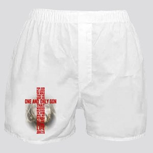 His One and Only Son Boxer Shorts