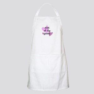 Aunt of the Groom BBQ/Kitchen Apron
