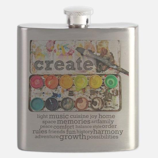 Create Flask
