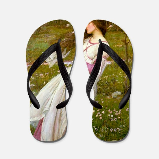 Wind Swept - 1 Flip Flops