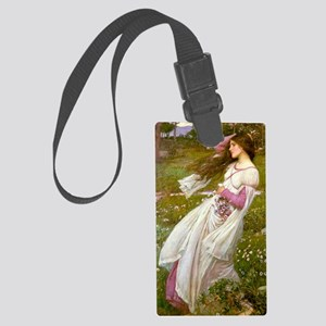 Wind Swept - 1 Large Luggage Tag