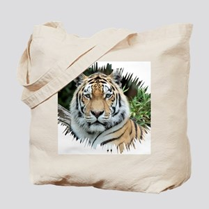 Tiger 001 Tote Bag