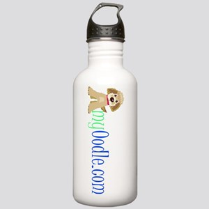 MyOodle.com Vertical Stainless Water Bottle 1.0L