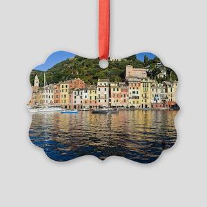 Portofino, Italy Picture Ornament