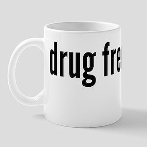 DRUG FREE ISH Mug