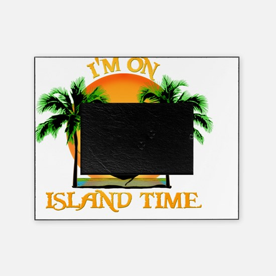 Island Time Picture Frames Island Time Photo Frames Cafepress