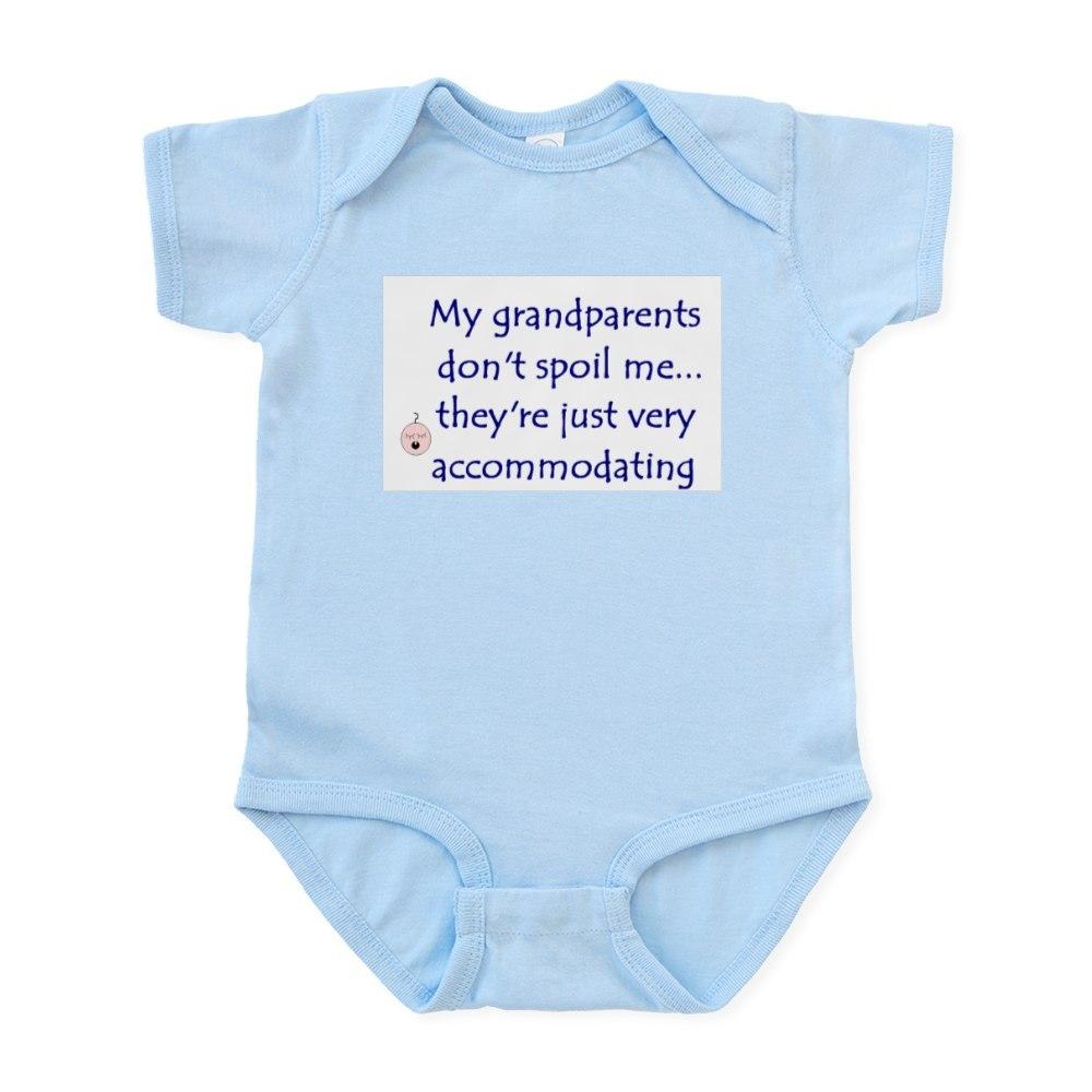 CafePress-GRANDPARENTS-SPOIL-Infant-Bodysuit-Baby-Bodysuit-119907076 thumbnail 8