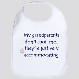 GRANDPARENTS SPOIL Bib