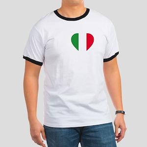 Italian Boston Strong Ringer T