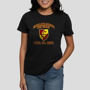 Eastland Phys. Ed. Women's Dark T-Shirt