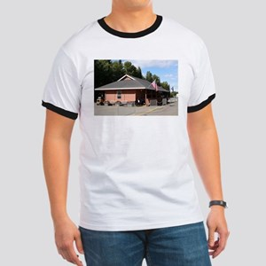 Talkeetna Railway Station, Alaska T-Shirt