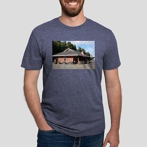 Talkeetna Railway Station, Alaska T-Shirt