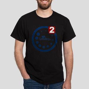 Baby Loading , Twin Notification Dark T-Shirt
