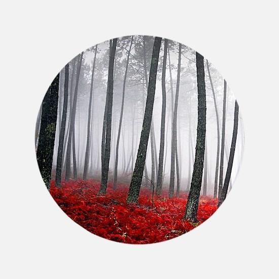 "Winter Forest 3.5"" Button"