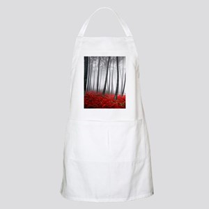 Winter Forest Apron