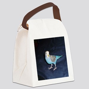 parakeet Canvas Lunch Bag