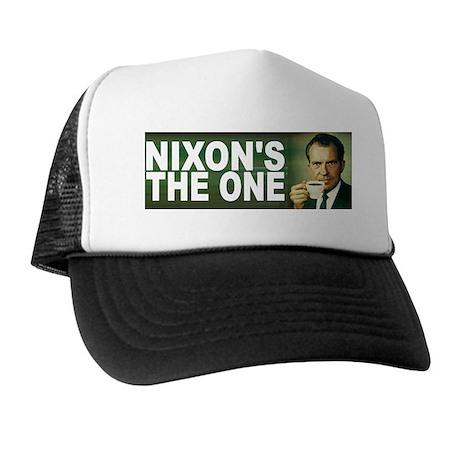 Nixons the One Trucker Hat