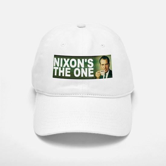 Nixons the One Baseball Baseball Cap