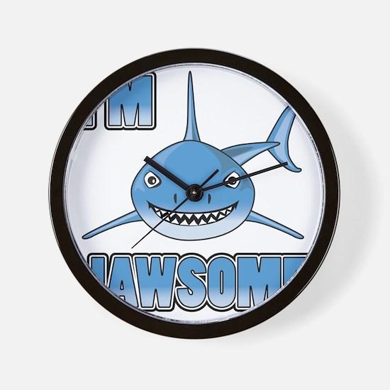 Im Jawsome Wall Clock