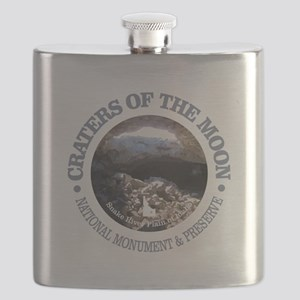 Craters of the Moon Flask