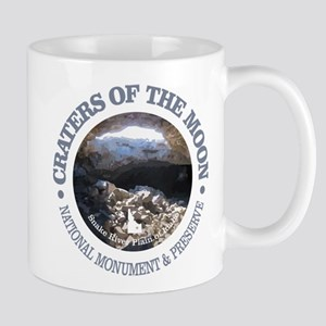Craters of the Moon Mugs