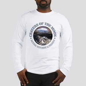 Craters of the Moon Long Sleeve T-Shirt