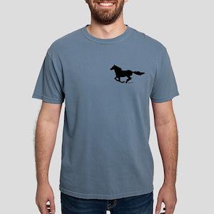 HORSE (black) Mens Comfort Colors Shirt