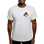 Radioactive Ash Grey T-Shirt