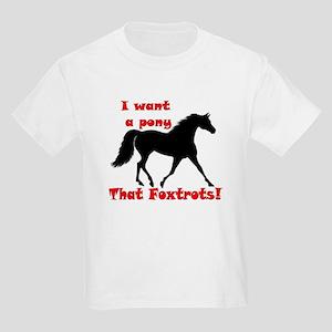 pony_foxtrot T-Shirt