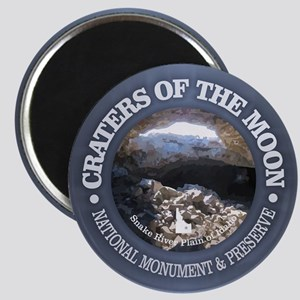 Craters of the Moon Magnets