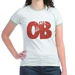 OB Jr. Ringer T-Shirt