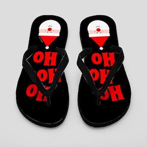 Ho Ho Ho Flip Flops