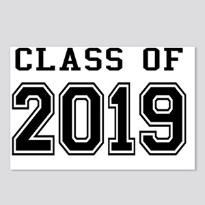Class of 2019 Postcards (Package of 8)