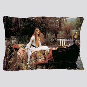 The Lady Of Shallot - 1- 18x13.693 Pillow Case
