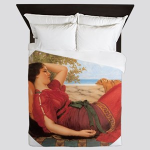In Realms of Fancy 1911 Queen Duvet