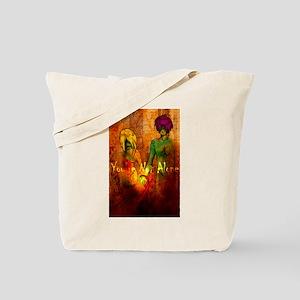 AIDS Awareness Tote Bag