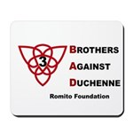 Romito Foundation logo Mousepad