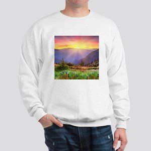 Majestic Sunset Sweatshirt