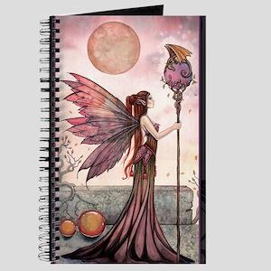 The Golden Dragon Fairy Fantasy Art Journal