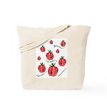 Strawberry Delight Tote Bag