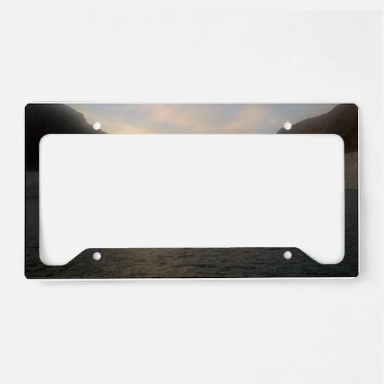 Lake Mead 1 License Plate Holder