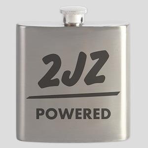 JDM T Engine powered 2jz |JDM Flask