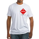 Combustible Fitted T-Shirt