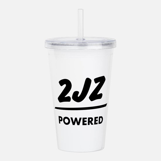 JDM T Engine powered 2 Acrylic Double-wall Tumbler