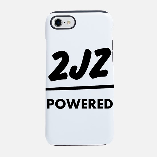 JDM T Engine powered 2jz |JDM iPhone 7 Tough Case