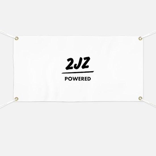 JDM T Engine powered 2jz |JDM Banner
