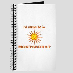 I'd Rather Be In Montserrat Journal